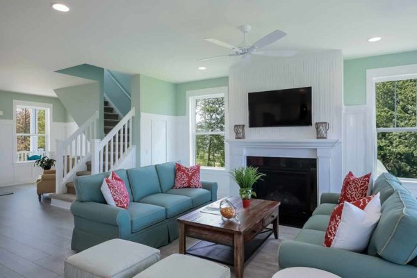 Ideas for modern classic living room