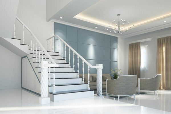 Staircase architecture and design