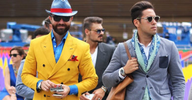 Men's Fashion & Style News