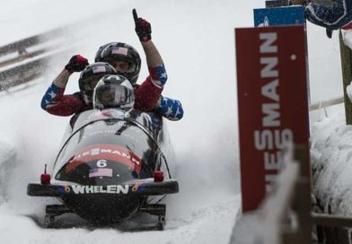 Deen secures second GB four-man spot for Sochi
