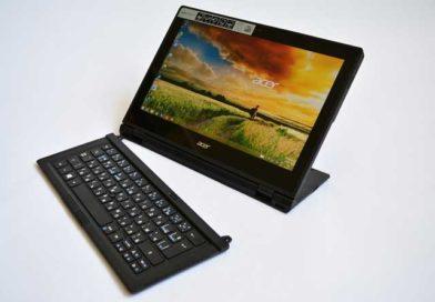 Acer Touchscreen Notebook