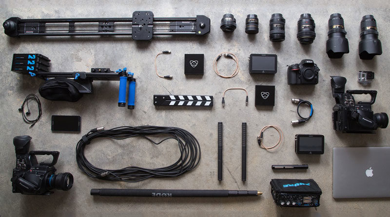 3D Printed DSLR Accessories