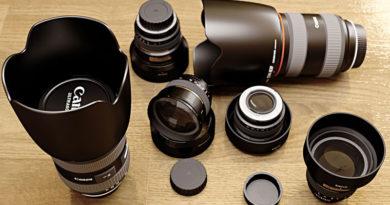 Lens for Canon Dslr