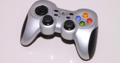 New Logitech Wired Gamepad F310