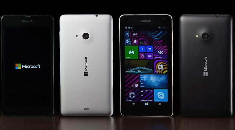 Microsoft  New Lumia 950