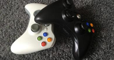 Mod Xbox 360 Controller