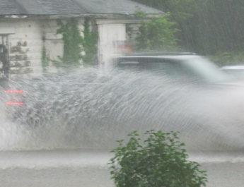 Flood In Olympia