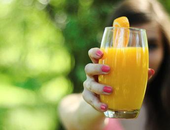 Orange Juice In Maitighar
