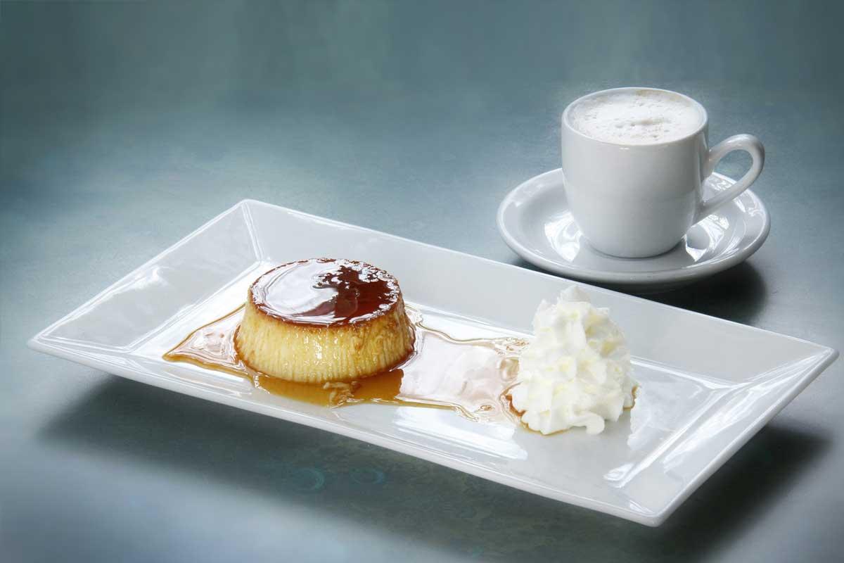 Espresso with a Cake