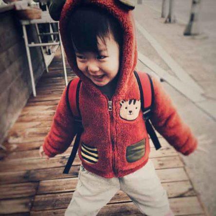 Cute Red Hoodie