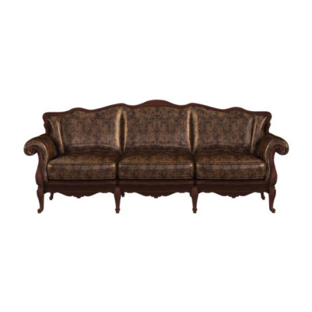 Wooden Comfortable Sofa