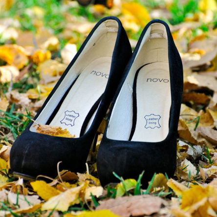 Novo shoe