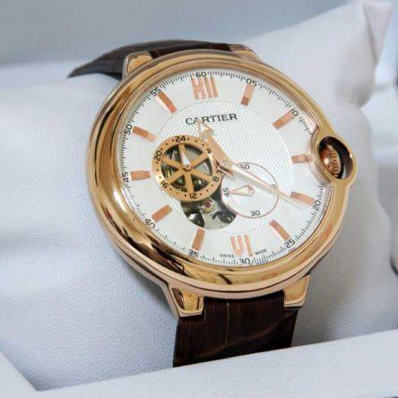 Cartier's watch