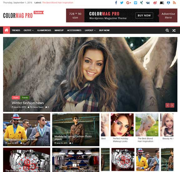 colormag-pro-fashion