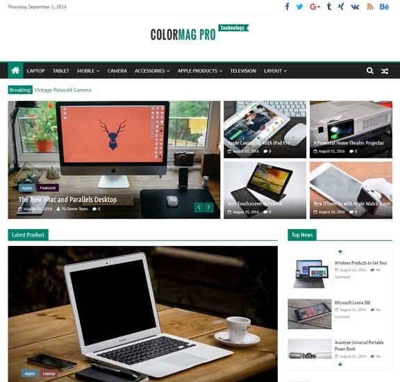 colormag-pro-tech